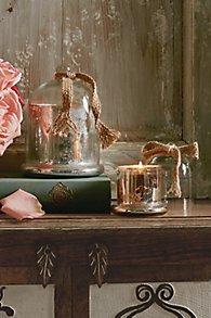 Cloche Dome Candle