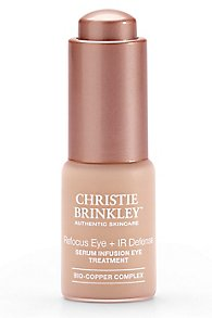 Christie Brinkley Refocus Eye + IR Defense Serum Infusion Eye Treatment