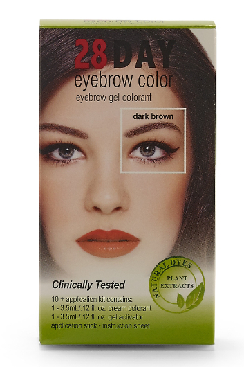 GODEFROY 28 DAY EYEBROW COLOR