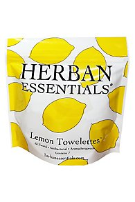 Mini Herban Essentials Towelettes