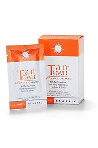 TanTowel Half Body