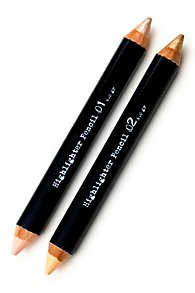 The BrowGal Double-Ended Highlighter Pencil