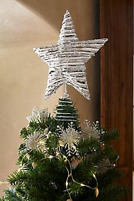 Star Dazzle Tree Topper
