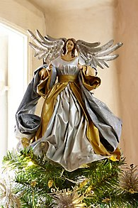 Angel Tree Topper I