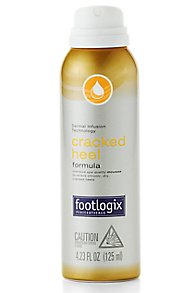 Footlogix Cracked Heel