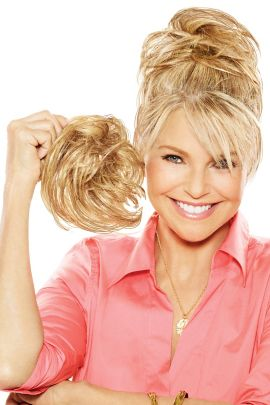 Hair 2 Wear Christie Brinkley Hair Wrap
