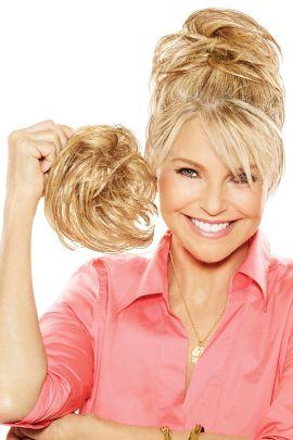 Hair 2 Wear Christie Brinkley Hair Wrap