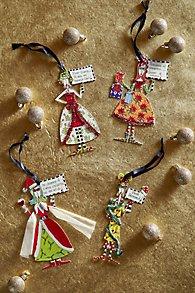 Sassy Sayings Ornaments