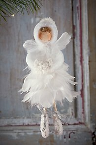 Seraphina Angel Ornament