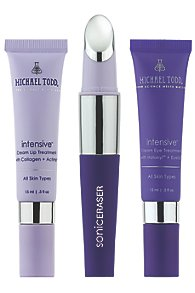 Michael Todd Sonic Eraser Trio 3-in-1 Anti-Aging Eye & Lip Corrector