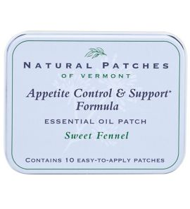 Natural Patches Appetite Control & Support Formula