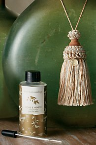 Fragrance Tassel & Home & Hearth Diffuser Oil Kit