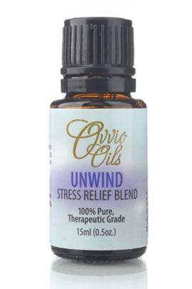 Ovvio Oils Unwind Stress Relief Room Diffuser Oil