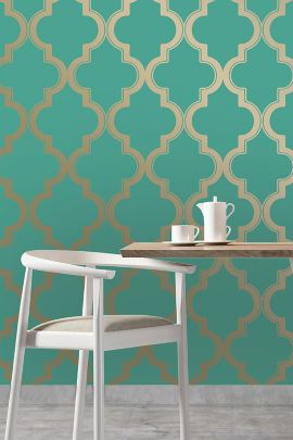 Marrakesh Self-Adhesive Wallpaper