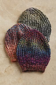 Ombre Knit Hat