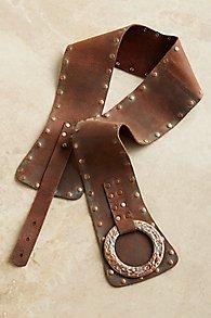 Talia Leather Belt