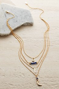 True Blue Necklace