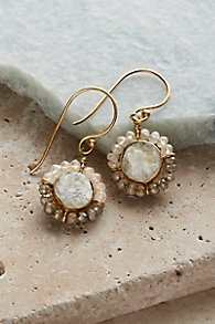 Faceted Stone Earrings I