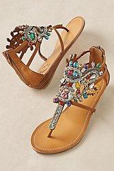Crown Jewels Sandals