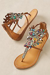 Crown Jewels Sandals