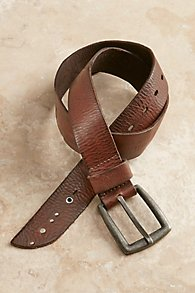 Leigh Leather Belt