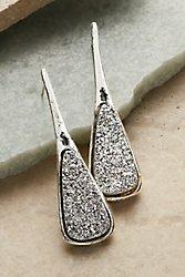 Delia Druzy Earrings