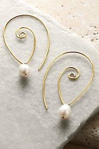Moderne Pearl Earrings