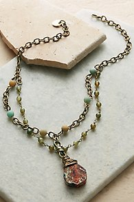 Genuine Jasper Necklace
