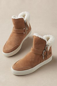 Sherpa Lined Sneakers