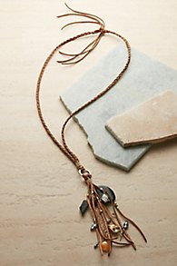 Margot Tassel Necklace