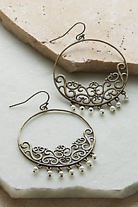 Elaborate Drop Earrings
