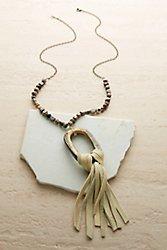Rachel Tassel Necklace