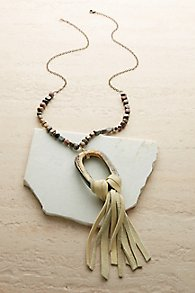 Rachel Tassel Necklace