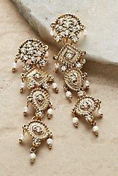 Meerabai Earrings