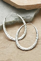 Hammered Hoops I