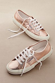 Superga Metallic Sneakers I