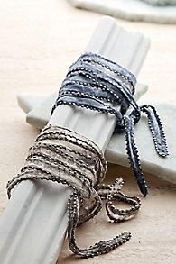 Chan Luu Chiffon Wrap Bracelet