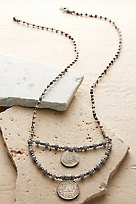 Ancient Coin Necklace I