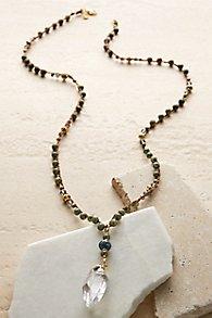 Aura Crystal Necklace