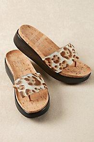 Donald Pliner Leopard Fifi Sandals
