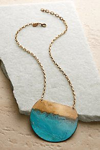 Everyday Patina Necklace