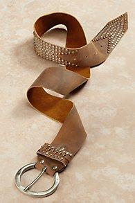 Tahoe Leather Belt