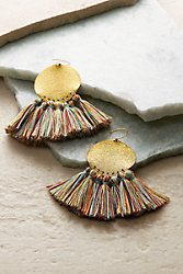 Festival Fringe Earrings
