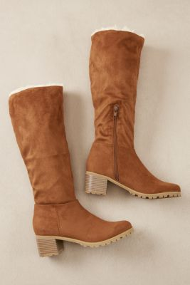 Cozy Lined Convertible Boots