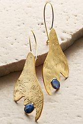 Subtle Sodalite Earrings