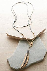 Pluma Necklace
