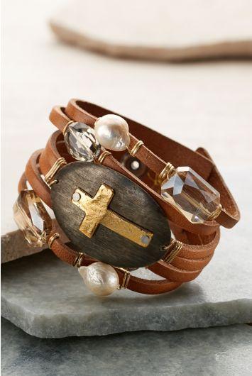 Cruzada-bracelet