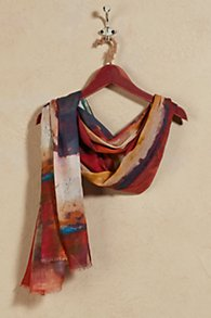 Ethereal Scape Scarf