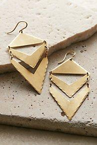 Mohican Earrings