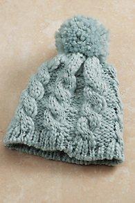 Winter Walk Pom Hat